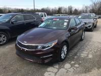 2017 KIA Optima FWD 4dr Car LX