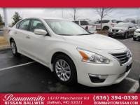 Used 2015 Nissan Altima 2.5 S Sedan in Ballwin, Missouri