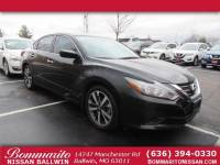 Used 2016 Nissan Altima 2.5 SR Sedan in Ballwin, Missouri