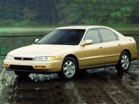 Used 1995 Honda Accord LX For Sale in Danbury CT