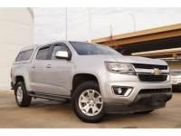 2015 Chevrolet Colorado LT Truck Crew Cab 4x2 For Sale Serving Dallas Area