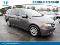 Pre-Owned 2015 Honda Odyssey EX-L Front Wheel Drive Mini-van, Passenger