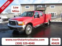 Used 2000 Ford F-350 4x4 Service Utility Truck