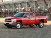 2012 Chevrolet Silverado 2500HD LT Truck