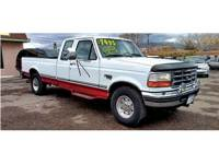 1997 FORD F250SD EXT CAB