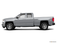 2016 Chevrolet Silverado 1500 Custom Pickup