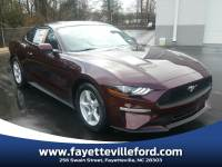 Pre-Owned 2018 Ford Mustang EcoBoost Coupe 4 in Fayetteville NC