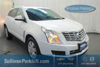 Certified Pre-Owned 2016 Cadillac SRX Luxury AWD