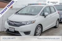 Certified Pre-Owned 2015 Honda Fit LX FWD 4D Hatchback