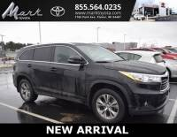 Certified Pre-Owned 2015 Toyota Highlander XLE V6 All Wheel Drive w/Entune Navigation, Heated SUV in Plover, WI