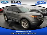 Pre-Owned 2013 FORD EXPLORER XLT Front Wheel Drive Sport Utility Vehicle