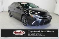 2016 Toyota Camry XSE 4dr Sdn I4 Auto Natl Sedan in Fort Worth