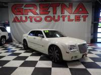 2008 Chrysler 300 AUTO 5.7L HEMI C NAVIGATION HEATED LEATHER ROOF!