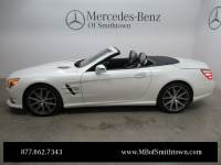 Pre-Owned 2015 Mercedes-Benz SL 550 RWD COUP/RDST