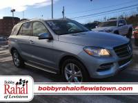 Used 2014 Mercedes-Benz M-CLASS 4MATIC ML 3 Lewistown, PA