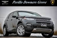 Pre-Owned 2016 Land Rover Discovery Sport HSE With Navigation 4WD