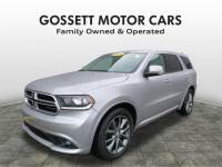 Certified Pre-Owned 2017 Dodge Durango GT GT SUV in Memphis