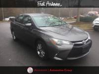 Pre-Owned 2017 Toyota Camry SE Sedan For Sale | Raleigh NC