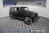 Used 2016 Jeep Wrangler Unlimited Rubicon SUV for sale in Midland, MI