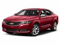 New 2017 Chevrolet Impala Premier