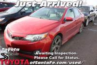 Pre-Owned 2012 Toyota Camry SE Limited Edition FWD Sedan