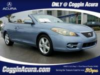 Pre-Owned 2008 Toyota Camry Solara SLE Convertible in Jacksonville FL