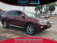 Pre-Owned 2013 LEXUS RX 350 FWD SUV in Jacksonville FL