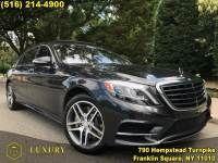 2015 Mercedes-BenzS-Class 4dr Sdn S550 4MATIC
