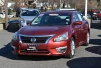 Certified Pre-Owned 2015 Nissan Altima 2.5 S Front Wheel Drive Sedan
