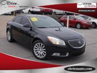2011 Buick Regal 4dr Sdn CXL Turbo TO1 (Russelsheim)