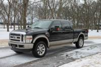 Used 2008 Ford F-250 Crew Cab 4WD King Ranch Diesel