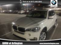 2015 BMW X5 All-wheel Drive