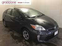 Certified Pre-Owned 2015 Toyota Prius Two FWD 5D Hatchback