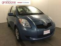 Pre-Owned 2008 Toyota Yaris FWD 3D Hatchback