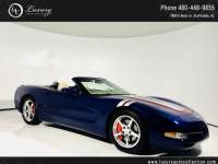 2004 Chevrolet Corvette Commemorative Edition 24:00 Le Mans | Only 24K Miles | 05 06 03 02 Rear Wheel Drive Convertible