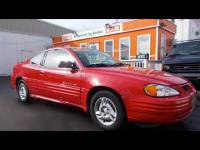 2000 Pontiac Grand Am SE coupe