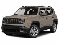 Pre-Owned 2016 Jeep Renegade Limited 4x4 SUV in Greensboro NC
