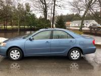 2004 Toyota Camry Standard 4-Speed Automatic