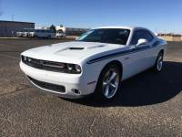 USED 2015 DODGE CHALLENGER SXT PLUS OR R/T PLUS RWD COUPE