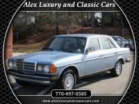 1985 Mercedes-Benz 300 TD