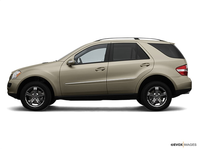 Photo Used 2007 Mercedes-Benz M-Class 3.5L in Houston