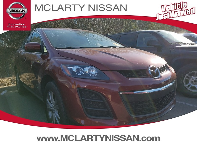 Photo Pre-Owned 2010 MAZDA CX-7 FWD 4DR S TOURING Front Wheel Drive 4 Door Sport Utility Vehicle
