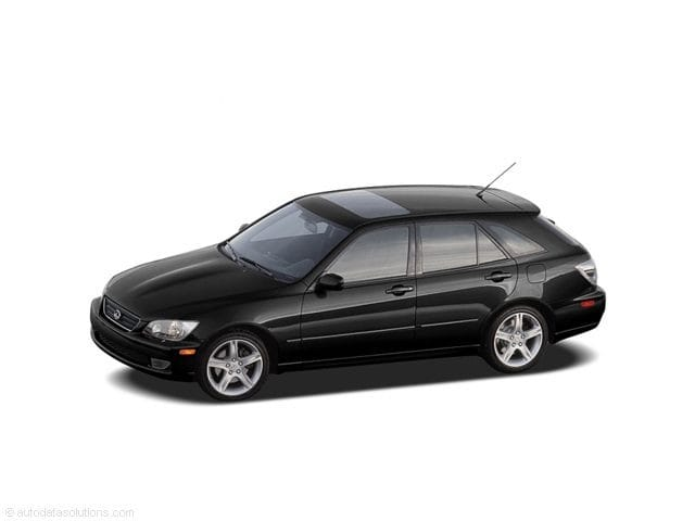 Photo Used 2004 LEXUS IS 300 Sport Cross For Sale Annapolis, MD