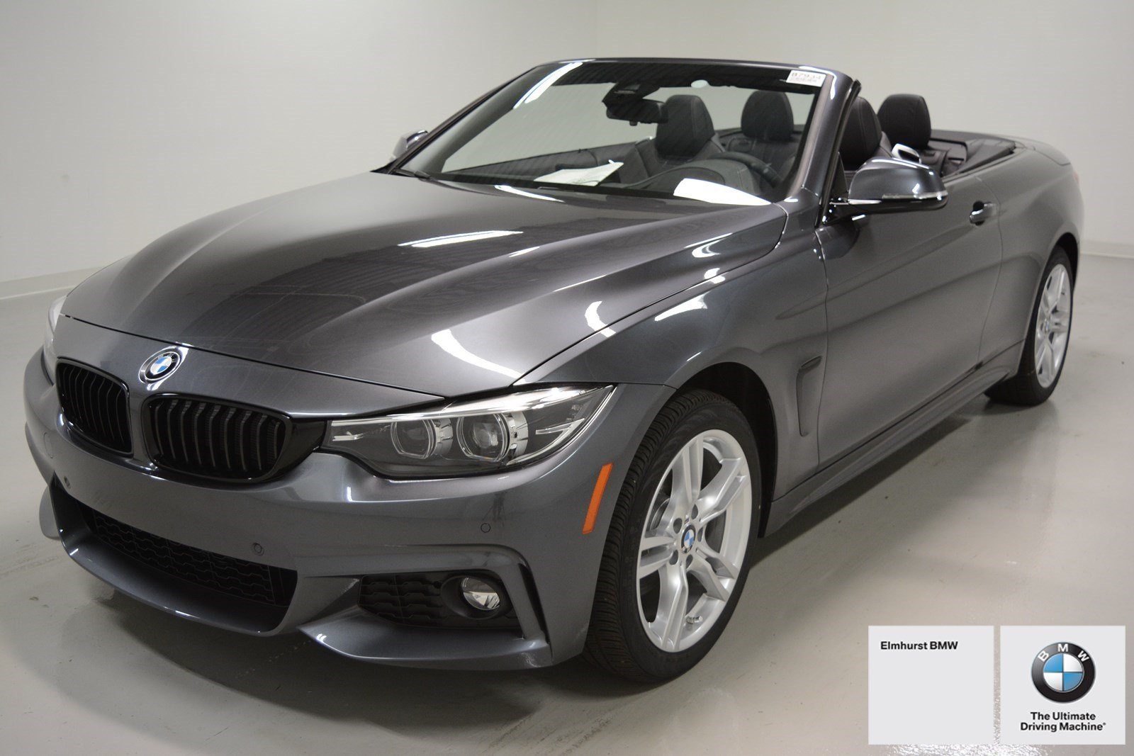 Photo Pre-Owned 2018 BMW 4 Series 430i xDrive Convertible With Navigation  AWD