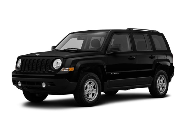 Photo Used 2016 Jeep Patriot Sport SUV Front-wheel Drive in Chicago, IL