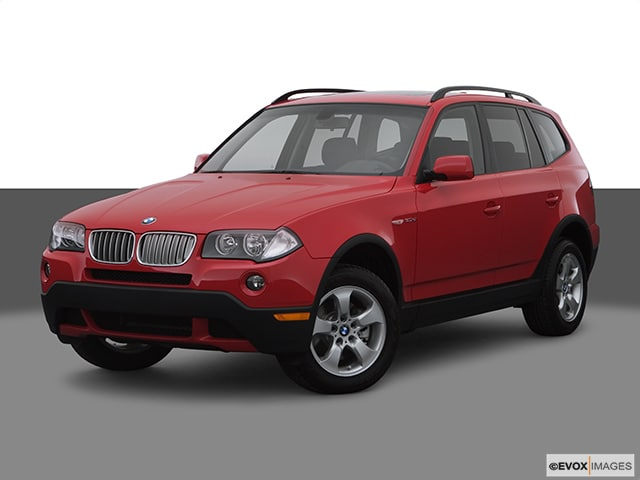Photo Used 2007 BMW X3 For Sale  CT