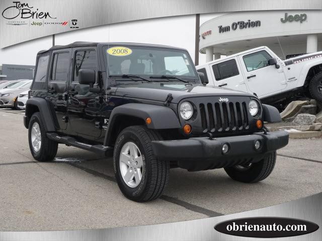 Photo 2007 Jeep Wrangler Unlimited X
