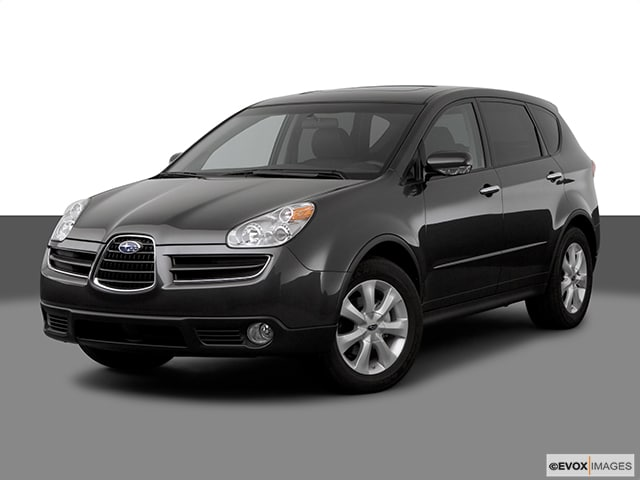 Photo Used 2007 Subaru B9 Tribeca for Sale in Clearwater near Tampa, FL