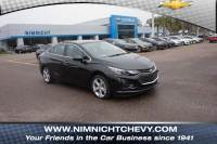 Certified Pre-Owned 2017 Chevrolet Cruze 4dr Sdn 1.4L Premier w/1SF FWD 4dr Car