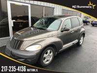 Pre-Owned 2001 Chrysler PT Cruiser Limited FWD 4D Sport Utility